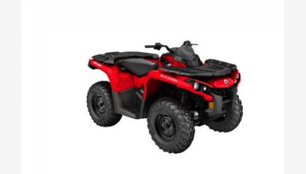 2018 Can-Am Outlander 650 for sale 200736870