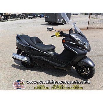 2012 Suzuki Burgman 400 for sale 200736960