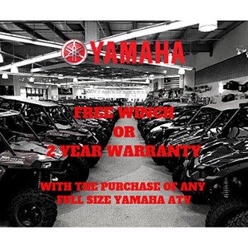 2019 Yamaha Kodiak 700 for sale 200737105