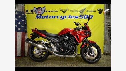 2016 Suzuki Bandit 1250 ABS for sale 200737235