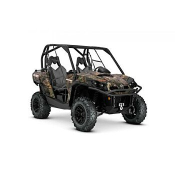 2019 Can-Am Commander 1000R XT for sale 200737404