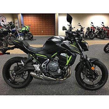 2019 Kawasaki Z650 ABS for sale 200737807