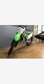 2019 Kawasaki KX450F for sale 200737866