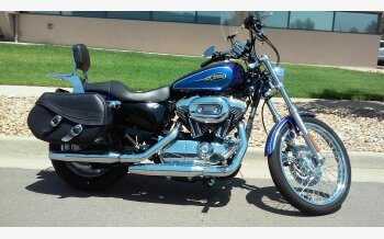 2009 Harley-Davidson Sportster Custom for sale 200738020