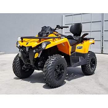 2019 Can-Am Outlander MAX 450 for sale 200738718