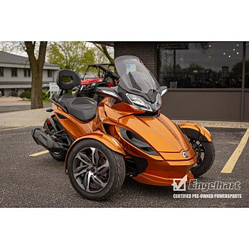 2014 Can-Am Spyder ST for sale 200738747