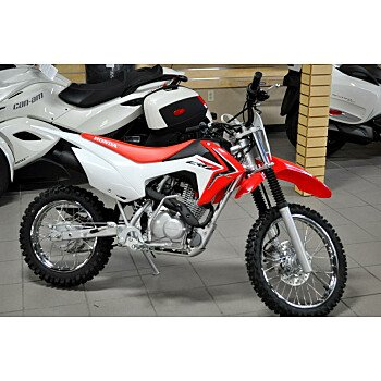 2017 Honda CRF125F for sale 200739837