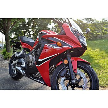2018 Honda CBR650F for sale 200739846