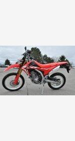 2018 Honda CRF250L for sale 200740126