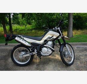 2018 Yamaha XT250 for sale 200740215