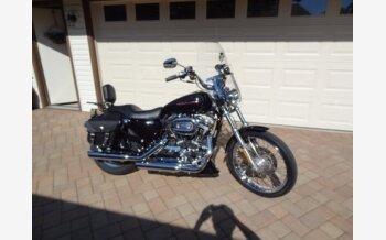 2007 Harley-Davidson Sportster 1200 Custom Anniversary for sale 200741453