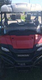 2014 Honda Pioneer 700 for sale 200741490