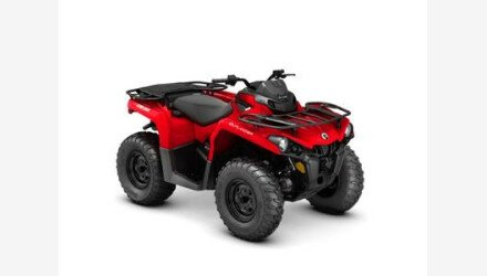 2018 Can-Am Outlander 570 for sale 200742598