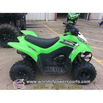 2016 Kawasaki KFX50 for sale 200743038