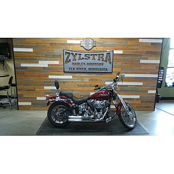 2002 Harley-Davidson Softail for sale 200743492