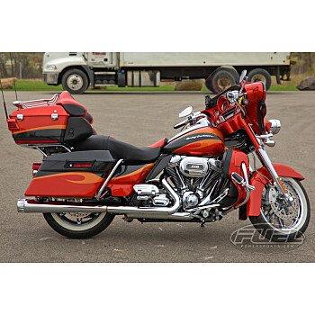 2013 Harley-Davidson CVO for sale 200744570