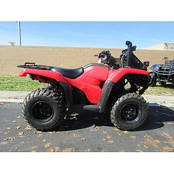 2016 Honda FourTrax Rancher for sale 200744870