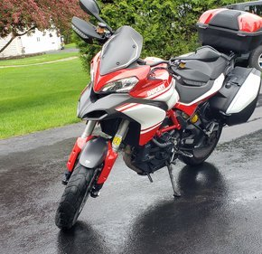 2013 Ducati Multistrada 1200 S Pikes Peak for sale 200744920