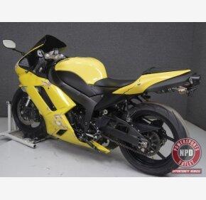2008 Kawasaki Ninja ZX-6R for sale 200745117