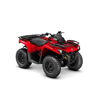 2018 Can-Am Outlander 570 for sale 200745154