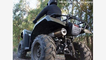 2018 Honda FourTrax Foreman Rubicon for sale 200745172