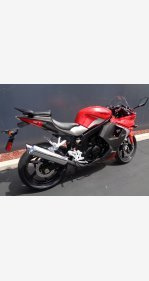 2017 Hyosung GT250R for sale 200746615