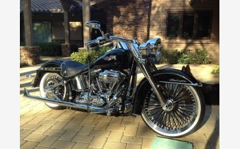 2007 Harley-Davidson Softail Deluxe for sale 200748450