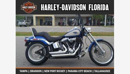 2009 Harley-Davidson Softail for sale 200749030