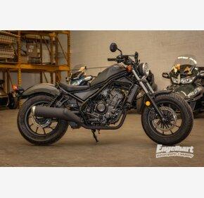 2019 Honda Rebel 300 ABS for sale 200753001