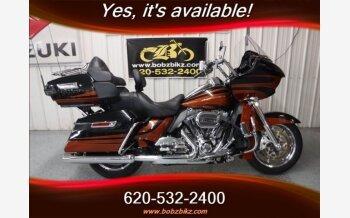 2015 Harley-Davidson CVO for sale 200753357