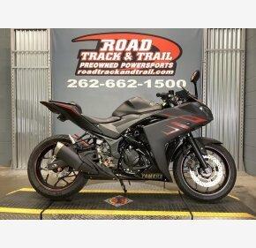 2017 Yamaha YZF-R3 for sale 200755141