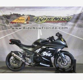 2017 Kawasaki Ninja 300 ABS for sale 200755504