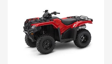 2019 Honda FourTrax Rancher 4X4 Automatic DCT EPS for sale 200755945