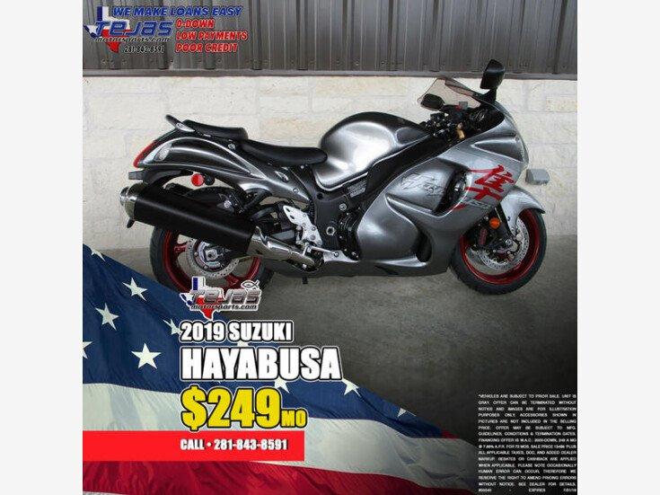 2019 Hayabusa Exhaust