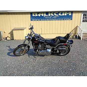2007 Harley-Davidson Softail for sale 200760337
