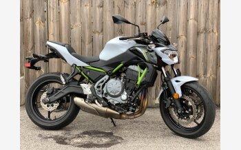 2017 Kawasaki Z650 ABS for sale 200760717