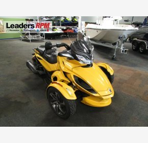 2014 Can-Am Spyder ST-S for sale 200763258