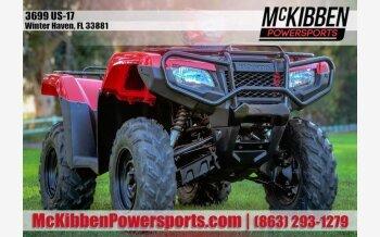 2018 Honda FourTrax Foreman Rubicon for sale 200764787