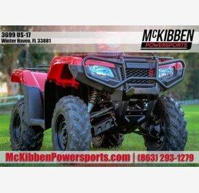 2018 Honda FourTrax Foreman Rubicon for sale 200765176