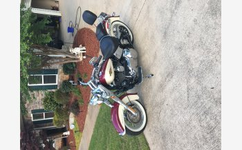 2007 Harley-Davidson Softail Deluxe for sale 200765207
