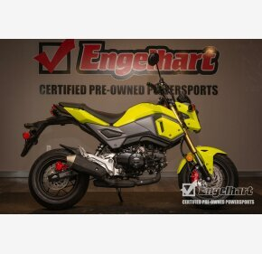 2018 Honda Grom for sale 200767021