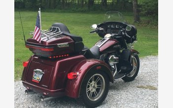 Harley-Davidson Trike Motorcycles for Sale - Motorcycles on Autotrader