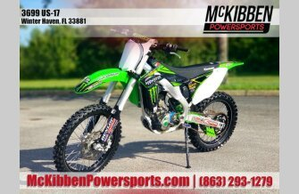 2015 Kawasaki KX250F for sale 200769172