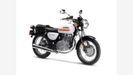 2019 Suzuki TU250 for sale 200770569