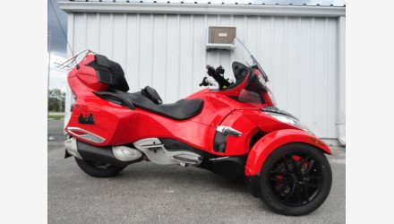 2011 Can-Am Spyder RT-S for sale 200771521