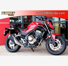 2017 Honda CB500F ABS for sale 200774025