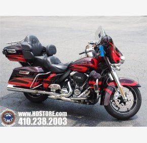 2017 Harley-Davidson CVO Limited for sale 200774805