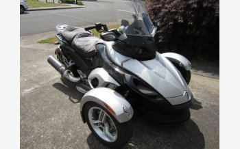 2008 Can-Am Spyder GS SE5 for sale 200775063