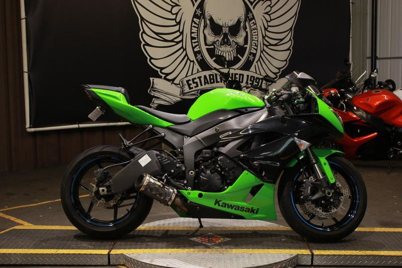 2012 Kawasaki Ninja ZX-6R Motorcycles for Sale - Motorcycles on