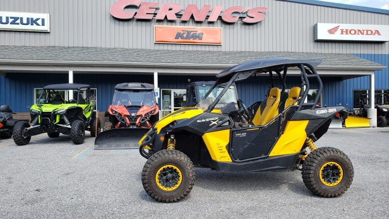 Can-Am Maverick 1000R Side-by-Sides for Sale - Motorcycles